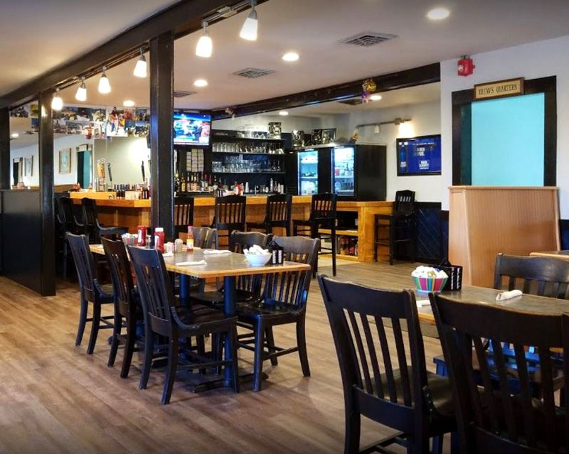 Sonny S Restaurant On The Hatteras Waterfront Outer Banks Photo